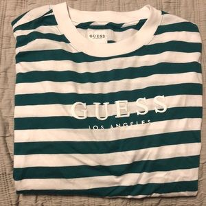 Large Guess Tee Shirt
